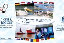 Dunarea & Delta 28 - 30 iunie / by Romexpo Bucuresti
