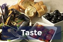 Taste / The best places to dine in Greece. The best products that Greece has to offer. The best authentic Greek recipes.
