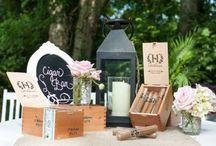 Wedding Cigar Bar & Lounge Furniture / by Kristin Rose