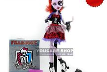 Куклы монстер хай которые я хочу!