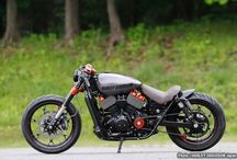 HD street 750 cafeR