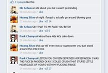 Kpop Facebook meme