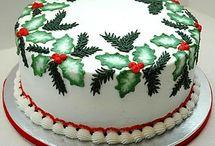 НГ торты