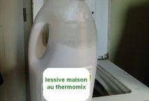 lessive au thermomix