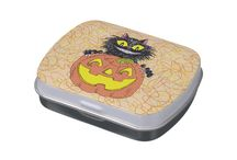 Halloween Themed Goodies at Three Cats Graphics' Zazzle Shop / A collection of Halloween themed good things to eat at Three Cats Graphics' Zazzle Shop. Products are all customizable.