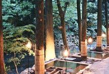 加賀と温泉