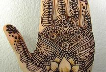 Henna I want / A bunch of cool henna I really want to try out