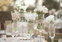 weddings and partys / by Pamela Patton