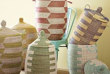 kurver til oppbevaring, shopping og pynt / Mange av kurvene får du kjøpt her http://www.ecologics.no/ Elsker disse kurvene, vi bruker de daglig og de kan brukes til nesten alt...