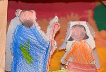 Exploring The Nativity Story with Kids / A range of activities to help you explore the Nativity Story with your kids