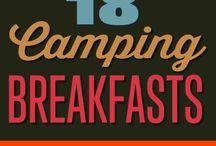 Camping / by Annie Werneking