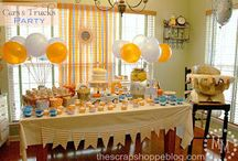Parties: Kids / A place for party ideas for kids