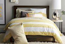 Master Bedroom Ideas / Ideas for a dream room