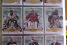 540 hockey cards goalies OBO / (160$)I have a collection of 540 hockey cards all of them are goalies,the year varies and the brand of the cards are mixtes,there are some good cards in there,ask us what else we have for sale...we have a lot,i am in etobicoke area(golfdown dr and islington),(look in your spam folder for my reply,sometimes it goes in there)thank you 'No Pay Pal'