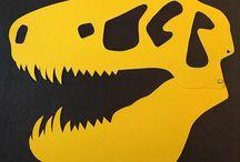 誕生日恐竜