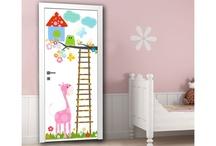 Αυτοκόλλητα πόρτας παιδικά  /Children room , doors & closet murals / Μοναδικά αυτοκόλλητα πόρτας  Ανοίξτε την πόρτα σας σε νέους κόσμους. Κάντε την πόρτα του παιδικού δωματίου μοναδική Τοποθετούνται σε ελάχιστο χρόνο, χωρίς εργαλεία, αφαιρούνται χωρία να χαλάσουν την πόρτα