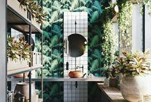 Nest Bathroom Jungle