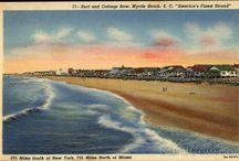 "Myrtle Beach ""The Grand Strand"" Nostalgia / by Pamela Carrico"