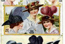 World War I fashion / Clothing examples for my novel