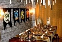 Party: {Harry potter} / Craft DIYs and inspiration for all things related to a Harry potter party theme!