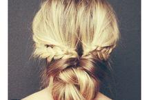 vlasy, účesy - hair