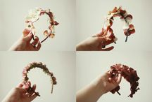 DIY Floral Crown / by Bonnie Barton
