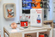 Miniature tabletop appliances 1:12 scale