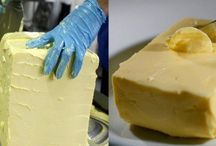 výroba másla