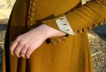 medieval cloaths