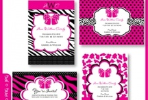 Invitation fanatic! / by Kristi Fritts Everhart
