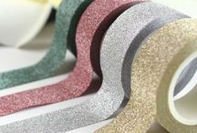 Renkli dekoratif bantlar