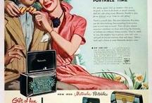 vintage adds