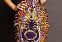 Ghanaian Fashion. Ankara and  Kente