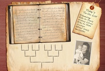 ancestry & family & history / collection of how to & pictures relating to me and my wife's family genealogy / by Ryan Georgieff