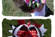 Hairbows DIY