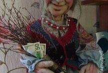 чулочная кукла