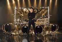 Drummers, the masters of the beat