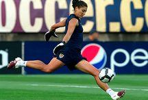 Soccer / by Nancy Forbes