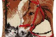 konie - haft