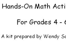 Math / Matemáticas