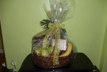Gift Baskets / Beautiful Blooms by Jen would love to create a custom gift, fruit or gourmet basket for you! Order online at www.beautifulbloomsbyjen.com.