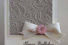 Card style / by Allison Silsby