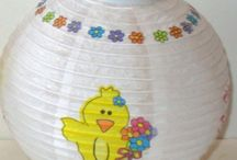 Lighting & Ceiling Fans - Paper Lanterns
