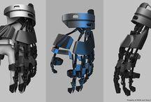 Armour - Exoskeleton