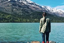 Alaska / The biggest state of all! Discover wonderful impressions and things to do in Alaska.