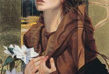 Artistic religious pictures