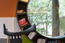 Inspirational Spaces / Feel good spaces to get inspired.