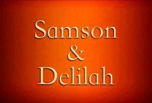 Simson en Delilah