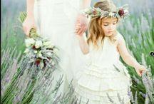 Los niños en las bodas - Pasión Eventos - / Ideas para que tus niños brillen en n día tan especial
