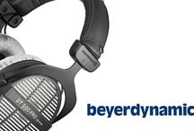 """Best Beyerdynamic Open-Back Headphones / Often when people conjure up visions of """"German Engineering"""" they start thinking about immaculately luxury cars such as BMW & Mercedes-Benz; however, you can just as easily start thinking about German audio equipment because of brands like Beyerdynamic! Precision performance & luxurious build quality/design ensure that you're getting the best of German Engineering in every pair!"""